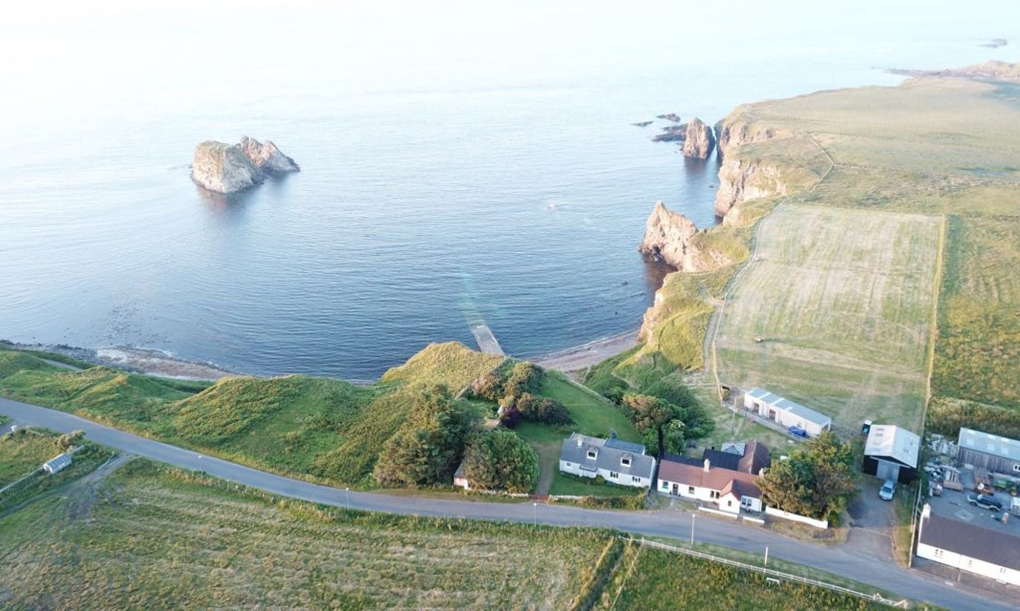 Windhaven Cafe, Camping and B&B